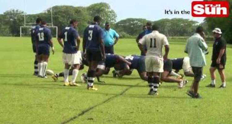 Flying Fijians set for Europe