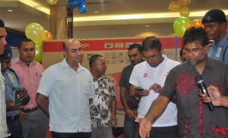 Vodafone And MH Great 10 Promotion Success