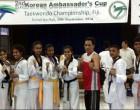 Team Ba Wins Five Medals