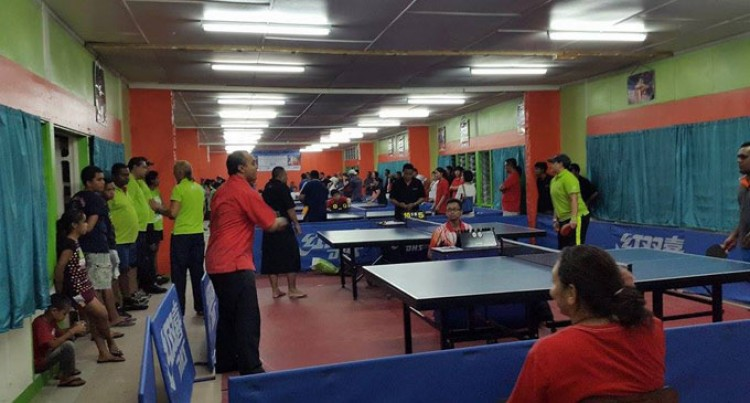 Good Progress In Table Tennis