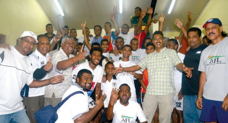Suva Seal Spot In  O-League