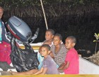 New Boat And Engine For Vuwai, Tailevu