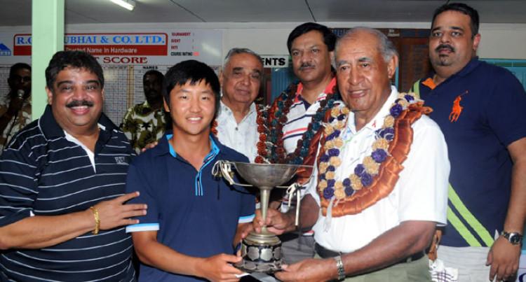 Lee Wins Ba Open