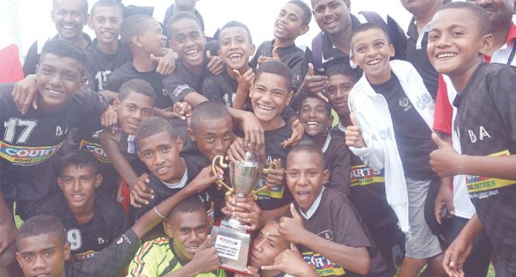 Ba Win U14 Grade