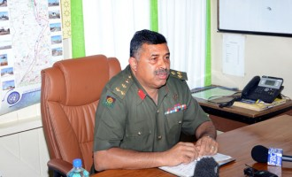 Fijian Troops  Still Detained