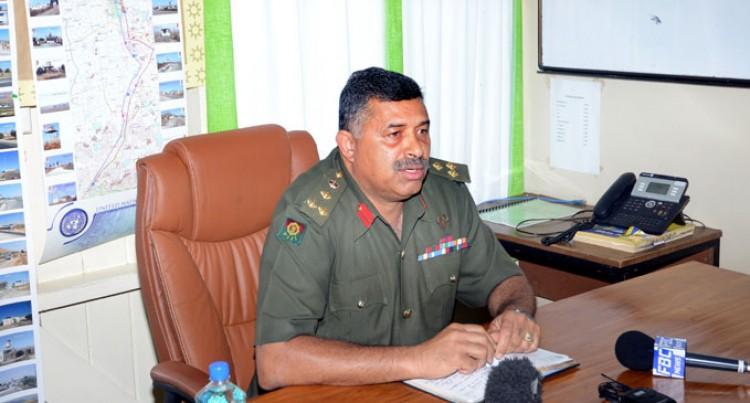 Fijian Troops  Still Detained