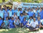 Fijian  Delegation At Geneva