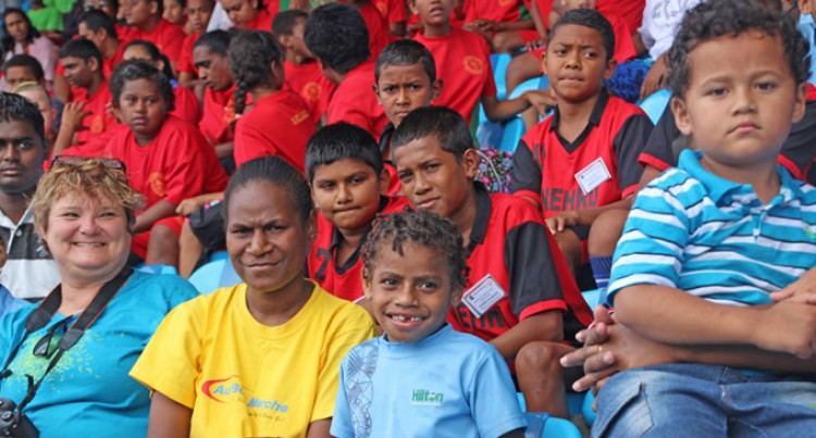 Schools Make An Impressive Turnout For The Special Games In Suva