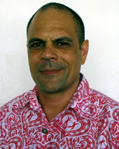 The Chairman of the Friends of Fiji Heart Foundation, Craig Strong. Photo: Nandni Vandhana