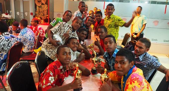 Panthers Award Players