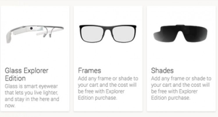 Google Starts Selling Glass 'Explorer Edition'