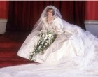 Diana's Iconic Bridal Gown Returns to Harry and Wills After Worldwide Tour