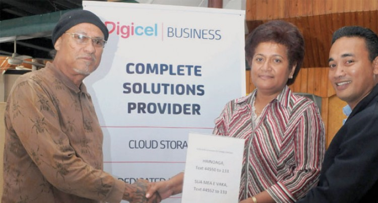 Digicel Launches Rotuma Content
