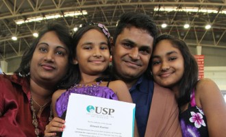 Graduation A Pillar For Kumar