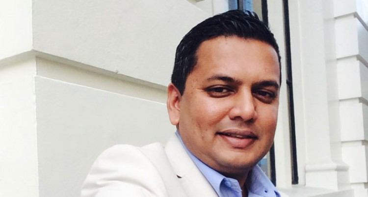Damodar Believes Fiji On Path Of Next Level Of Economic Development