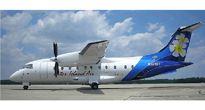 CAAF Says No Word From Inter Island Airways