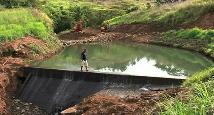 Taveuni Feeling The Dry Spell