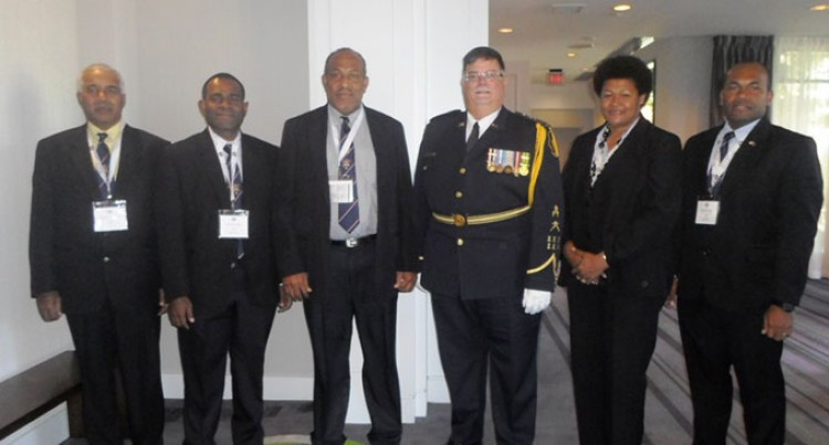 FCS Delegates Return From Conference