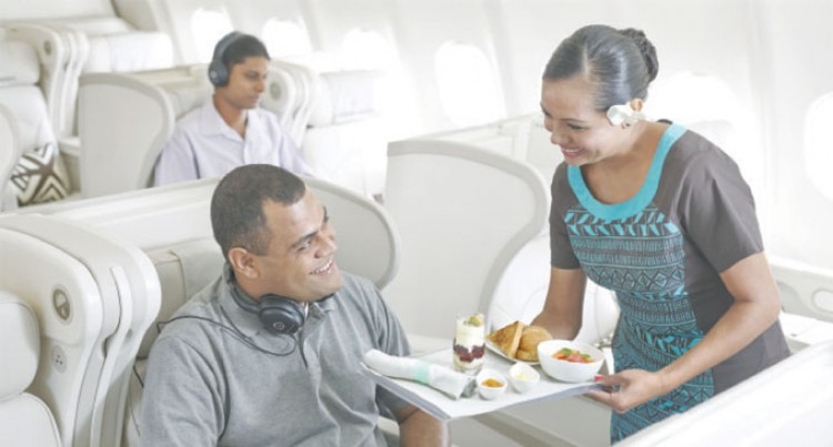 Fiji Airways Includes Fijians In New Marketing Aproach