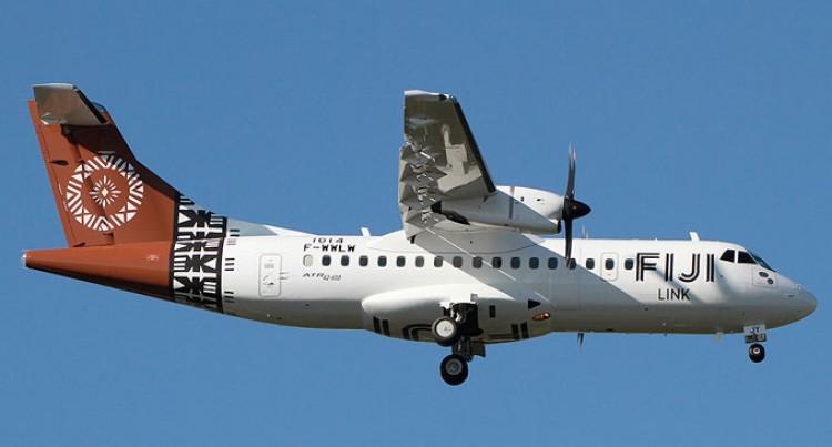 Second Brand New Fiji Link ATR Arrives Today In Nadi