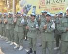 Fiji Soldiers Still In Israel
