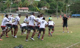 Ryan Names Teams For Gold Coast And Oceania 7s