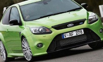 Ford Focus RS tipped To Get Mustang Motor, AWD