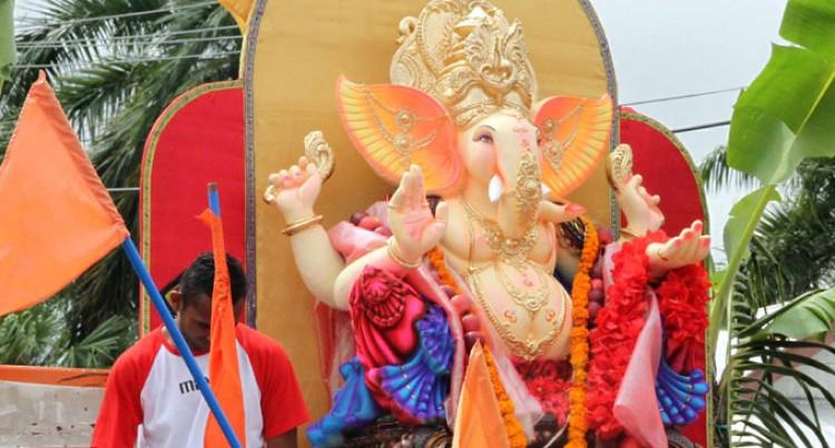 Ganesh Utsav Ends