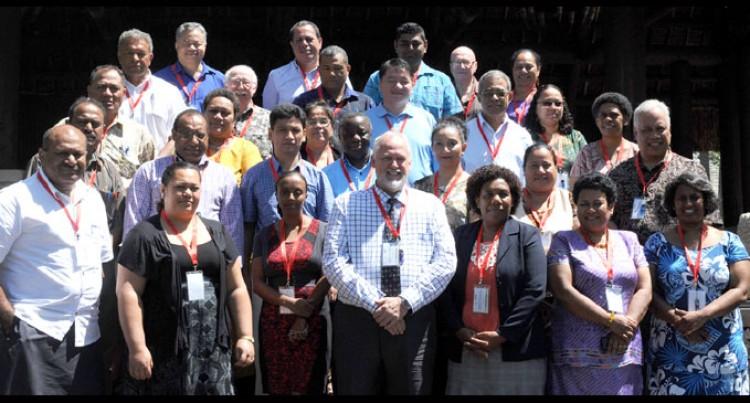 Educators Meet For Health Professional Education