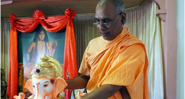 Hindus Celebrate Ganesh Utsav