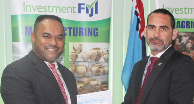 $380k From Investment Fiji Remitted Back To Government Coffers
