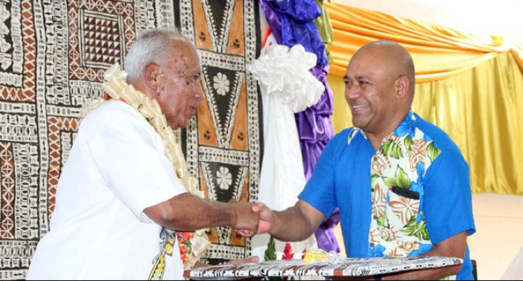 Cokanasiga Farewelled