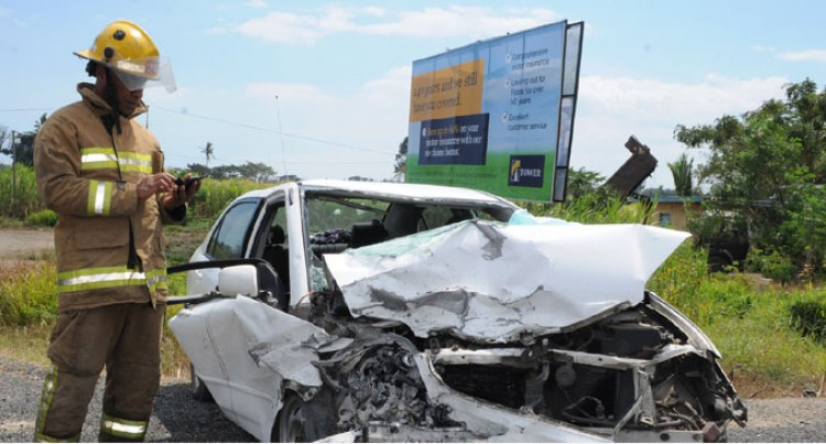 Newlyweds In Car Accident