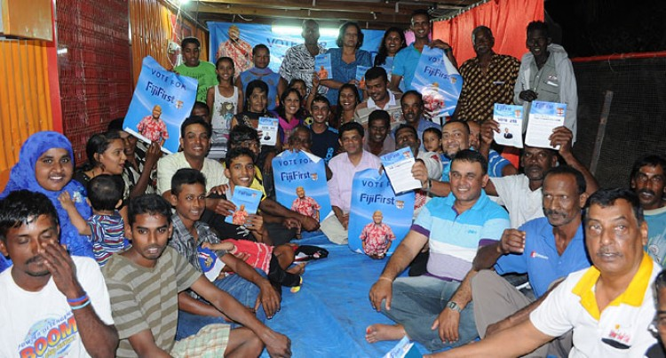 FijiFirst On A Roll In West