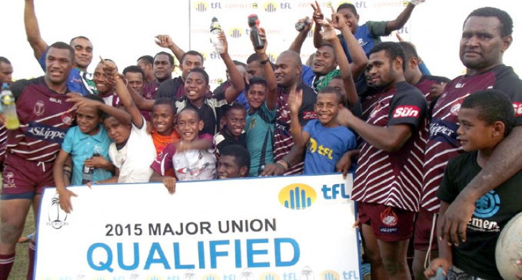 Lautoka Secures Spot