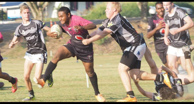 Panthers Too Strong For Rhinos