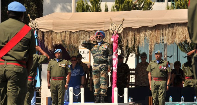 Indian Officer With UN Breaks Silence On Peacekeeping Row