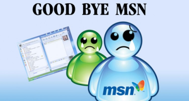 MSN Messenger Shuts Down