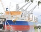 MV Nord Sincere Brings Gympsum