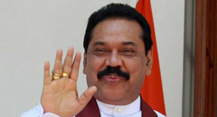 Sri Lanka Lauds Bainimarama
