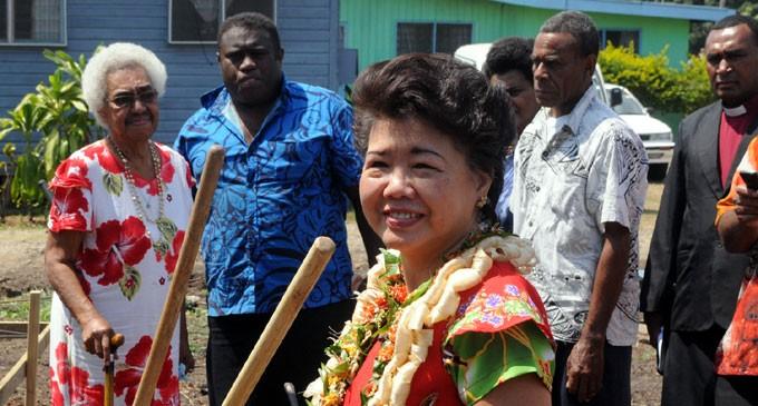Work Starts On Nailaga Resource Centre