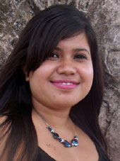 Miss Fantasy Enterprises Monisha Singh who will be competing at the 2014 TFL Sugar Festival.  Photo: Nandni Vandhana