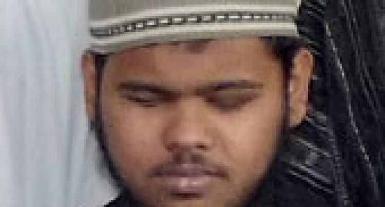 Blindness Not A Barrier For Faiyaz Ali