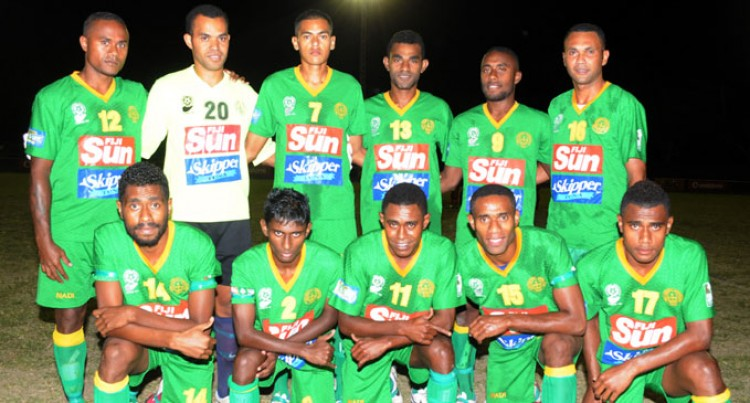 Duo Red-Carded In Nadi