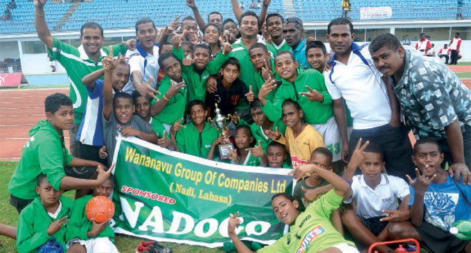 Nadogo First Win In 39 Years