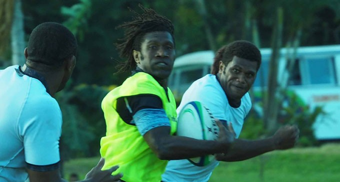 Ryan Will Name His IRB Team In Ovalau