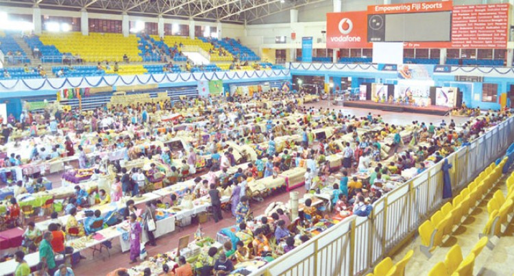 Women Earn $145,000 At Expo