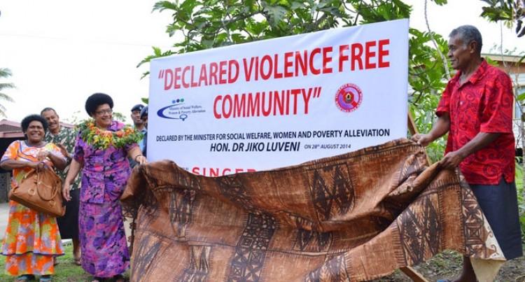 Navesi Settlement Is 'Violence Free'