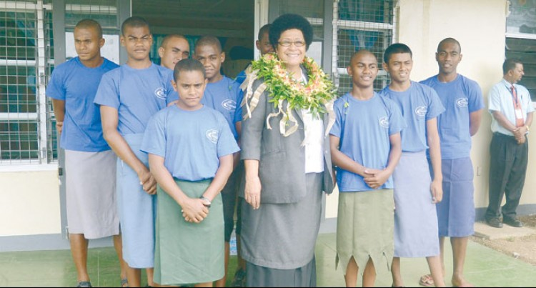 New Juvenile Centre Opens