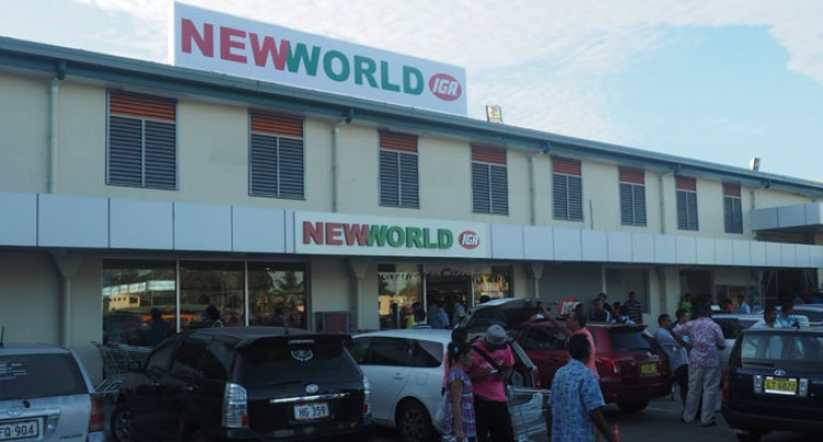 New World IGA Opens At Nakasi